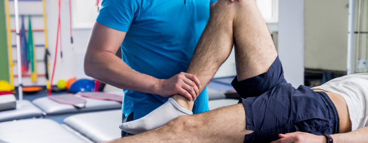treating knee pain with physical therapy
